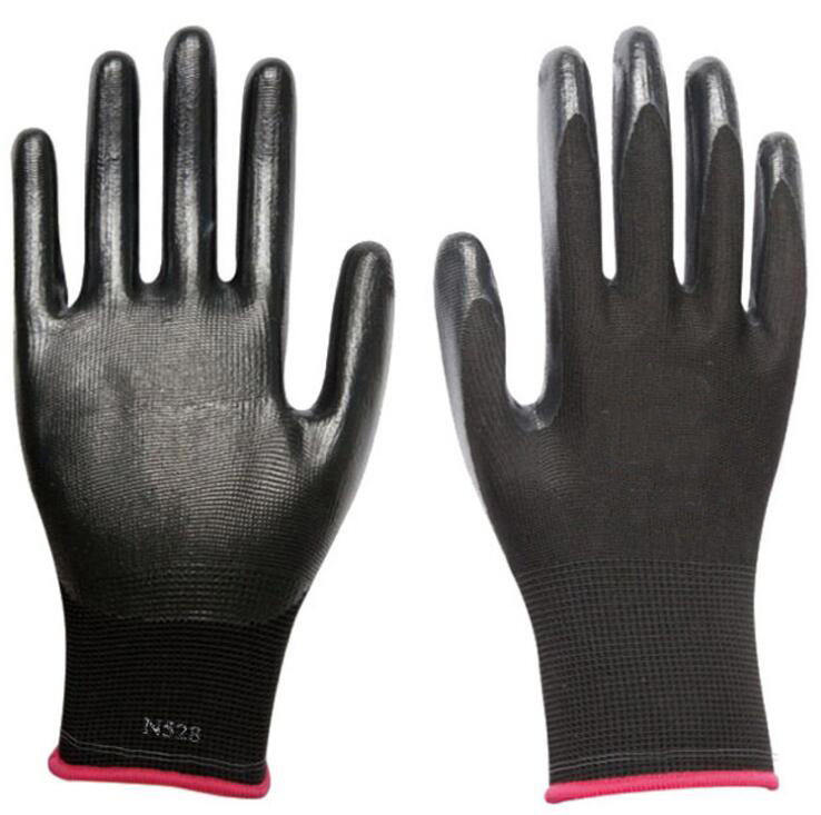 Work Glove Rubber