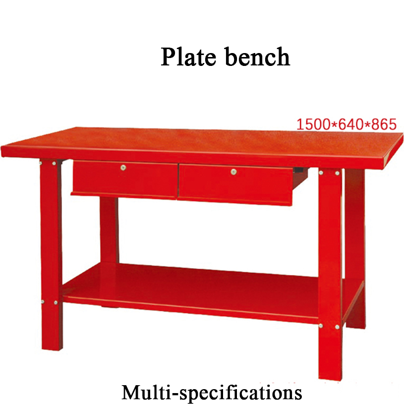 Plate bench